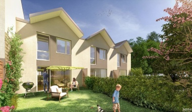 Illustration de perspective 3D