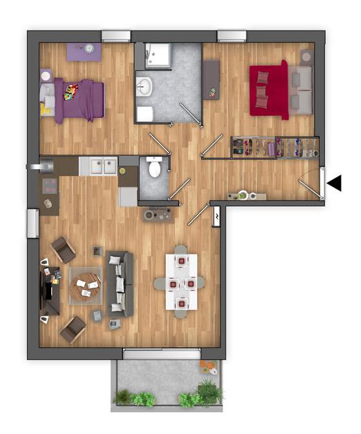 acheter appartement sur plan